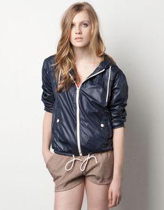 JACKET WITH HOOD - TEEN GIRLS COLLECTIONS - WOMAN - United Kingdom Teen  Jackets 236cee6e5