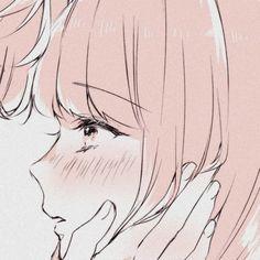 S O M I E (Posts tagged anime couple) Couples Anime, Anime Couples Drawings, Couple Drawings, Cute Anime Profile Pictures, Matching Profile Pictures, Cute Anime Pics, Matching Pfp, Matching Icons, Image Couple