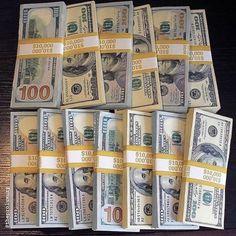 100 Dollar Bill, Dollar Money, Dollar Bills, Make Money From Home, Make Money Online, How To Make Money, Quick Money, Money On My Mind, Money Today