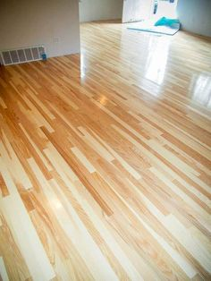 """5 stars for Natural Ash! """"Absolutely LOVE it!! Beautiful floor! Because we were under a time crunch, we had the flooring professionally installed, but it looks great and we couldn't be happier!"""""""