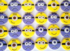 Minion cookies                                                                                                                                                      More