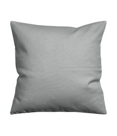 Product Detail | H&M US  Simple Back Decor Pillow *be sure to purchase  pillow insert separate.
