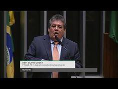 Silvio Costa, do PTdoB, VOTA SIM pela PEC 241 e surpreende Jean Wyllys e...