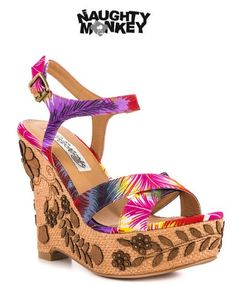 Naughty Monkeys Multi-Color Time Bomb - Red