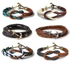diy boy bracelets - Google Search