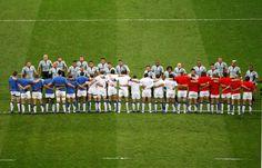 Equipe de France de Rugby à XV (photo de 2007) / Vice-champions du Monde 2011