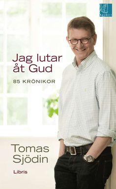 Omslaget till pocketutgåvan av Tomas Sjödins uppskattade bok Jag lutar åt Gud, utgiven på Libris förlag