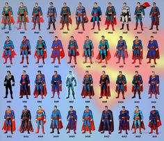 73 years of Superman!