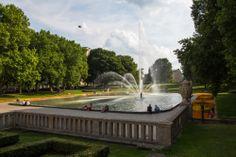 Poznan Poland, Park im. Adama Mickiewicza [fot. Poznan Film Commission]
