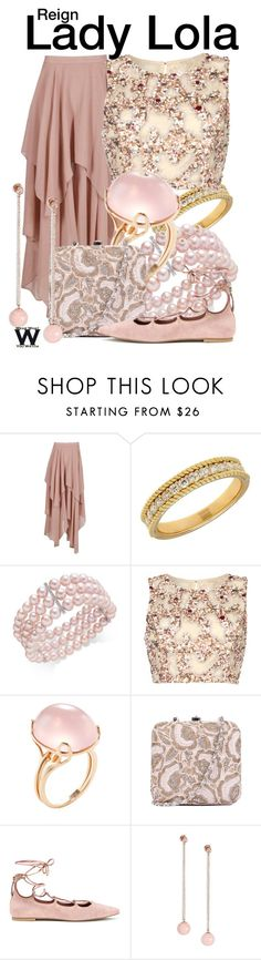 """""""Reign"""" by wearwhatyouwatch ❤ liked on Polyvore featuring Boohoo, Lord & Taylor, Raishma, Goshwara, H&M, Michael Kors, television and wearwhatyouwatch"""