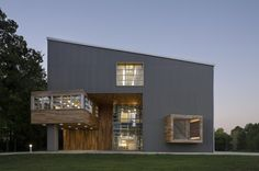 Abercrombie & Fitch Building U / MJ Sagan Architecture (New Albany, Estados Unidos) #architecture