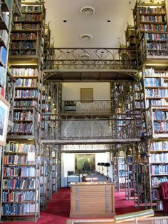 Andrew Dickson White Library, Cornell University, Ithaca, NY - omg! this is so beyond cool