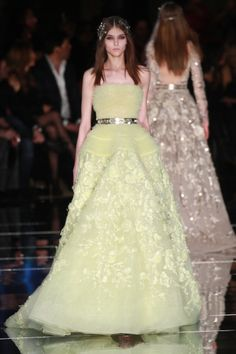 Must-See Gowns from the Haute Couture Spring Summer 2016 Runways - Style Me Pretty