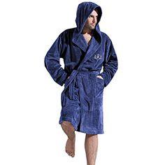 96855df288d6a LL Company pour Hommes -Chaud et Doux Luxe Tissu Eponge Peignoir de Bain  Souple Robe de Chambre #peignoirs #peignoirsfemme  #peignoirspersonnaliséscouple ...