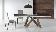 Mesas de refeições e cadeiras modernas Dining tables and modern chairs www.intense-mobiliario.com   EERT I