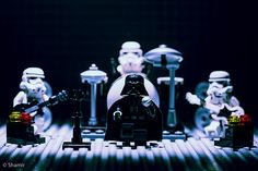 Band Hero #starwars #stormtroopers #lego