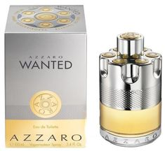 Azzaro Wanted Cologne for Men EDT Spray 3.4 oz/100 ml, New in Sealed Box #Azzaro