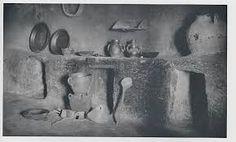 """""""images de la kabylie ancienne"""" intérieur d'une maison !!"""