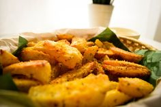 I love fries. I grew up eating fries and I have enjoyed every bite. This recipe of healthy fries is my favorite. Healthy Fries, Carrots, Oatmeal, Appetizers, Vegetables, Eat, Recipes, Food, Healthy French Fries