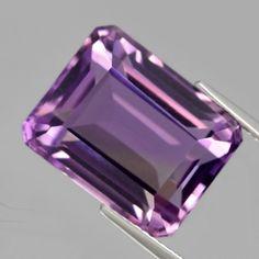 Very nice x 12 mm Octagon Uruguay Amethyst Amethyst Gemstone, Natural Gemstones, Nice, Shopping, Uruguay, Amethyst, Nice France