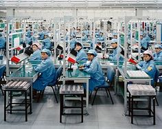 Manufacturing #15, Bird Mobile, Ningbo, Zhejiang Province, China 2005