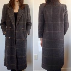 Vintage Alorna 100% wool Amazing and very warm! Jackets & Coats