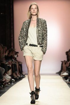 Isabel Marant Ready To Wear Spring Summer 2014 Paris - NOWFASHION