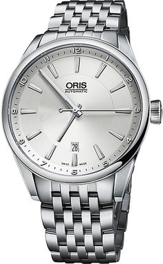 Oris 73376424031MB Artix Date Stainless Steel Watch - for Men
