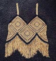 Herseyhden Var!: Tığ İşi Yazlık Bluz ( Crochet Blouse - Summer Bl...