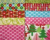 Christmas fabrics for the kids