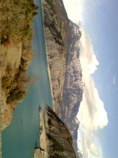 le lac de SERRE Poncon