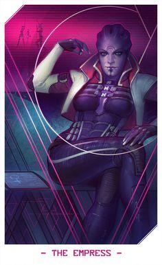 ME: Aria (The Empress) by Alteya.deviantart... on @DeviantArt