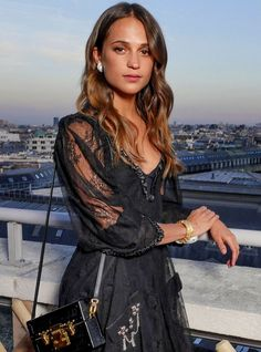Alicia Vikander Loves Wonder Woman As Much As We Do http://r29.co/2sW4POb