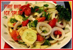 Sweet Tea and Cornbread: Fire and Ice Salad!