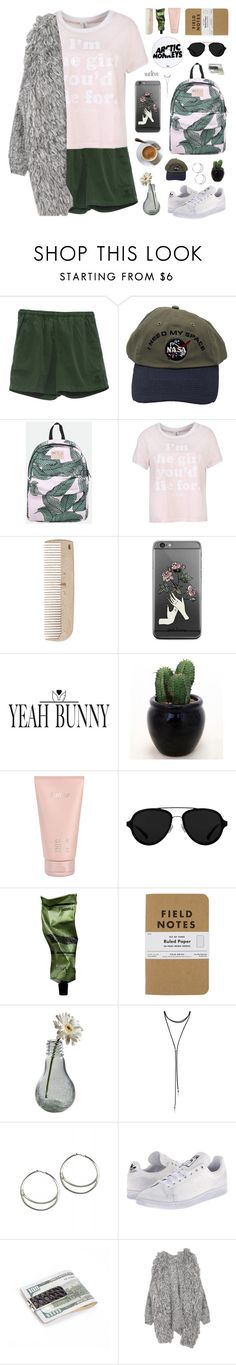 """""""Yeahbunny✨"""" by jesicacecillia ❤ liked on Polyvore featuring HAY, Lalique, 3.1 Phillip Lim, Aesop, Dot & Bo, Forever 21, adidas and Royce Leather"""