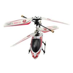 Aliexpress.com : Buy Wholesale New Model 3 Channel IR Metal Remote Control Helicopter White + Red 201053 from Reliable RC Helicopter suppliers on Chinatownmart (HongKong) Limited