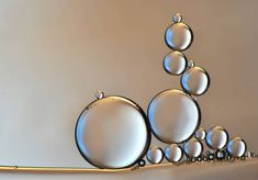 Oil and water by Heidi Westum