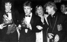 Brian May, Paul & Linda, Roger Taylor