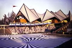 Ontario Pavilion at Expo 67 – Montreal, Canada