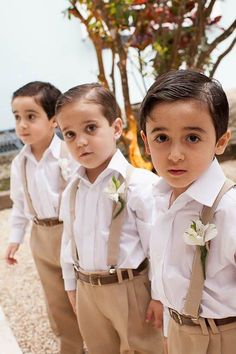 The flower girl is also a highlight of the wedding, and you may have spent a lot of time before the wedding. Of course, the flower girl at the wedding should match the dress of Read more… Wedding Groom, Wedding Suits, Wedding Attire, Wedding Gowns, Wedding Ceremony, Bride Groom, Wedding Rings, Wedding Prep, Wedding With Kids