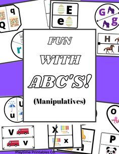 Practice the alphabet and learning capital and lower case letters with this super fun ABC worksheet! Cut out the pieces and match the capital and lower case letters together! alphabet learning activities, letter activities, letters printable. #AlphabetLearningActivities #LetterActivities #LettersPrintable Printables, Fun, Print Templates, Funny, Hilarious