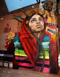 Marka27 - street art #Mexico