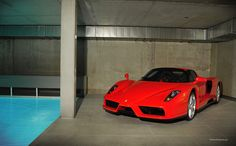 Enzo Ferrari by Willem Rodenburg, via Flickr
