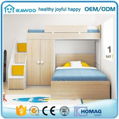 Double Decker Bed For Kid , Find Complete Details about Double Decker Bed For Kid,Double Bunk Beds,Double Decker Bed,Double Decker Bed For Kid from -Foshan IKAWOO Furniture Co., Ltd. Supplier or Manufacturer on Alibaba.com