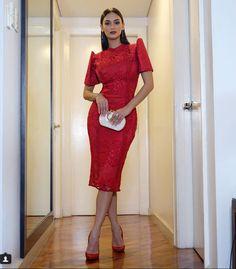 Best 674 filipiniana images on Modern Filipiniana Gown, Dress Skirt, Lace Dress, Filipino Fashion, Philippines Fashion, Grad Dresses, Traditional Dresses, Designer Dresses, Marie