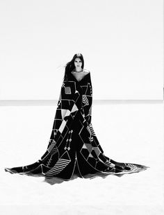 Mio Karo is a brand new fine rugs and textile collection by Carolina Melis, inspired by traditional motifs and handmade in Sardinia . Textiles, Textile Prints, Fashion Shoot, Editorial Fashion, Mode Editorials, Fashion Editorials, Black And White Pictures, Black White, Print Patterns
