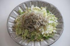 白菜のピリ辛しらす和えサラダ。 by 栁川かおり | レシピサイト「Nadia | ナディア」プロの料理を無料で検索