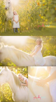 Pony Dreaming :: Personal thoughts from Barb Uil from Jinky Art on being an artist or a rockstar or a... children's portrait photographer.  Love.  <3