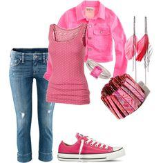 Pink ~ - Polyvore