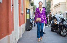 Milan Fashion Week, Day 5 via @WhoWhatWear